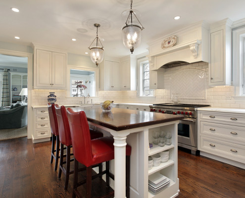 Classic Kitchen with Timeless Appeal